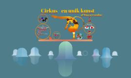 Cirkus en unik kunst