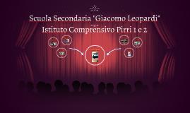 "Scuola Secondaria ""Giacomo Leopardi"""