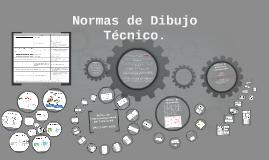 Normas de Dibujo Tecnico.