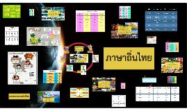 ภาษาถิ่นไทยในภาษาไทย