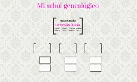 Mi arból genealógico