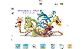 Invertebrados 2  Vermes