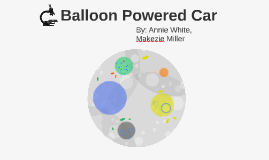 Copy of Balloon Powered Car