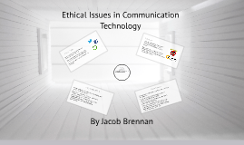Computer Ethics Jacob Brennan