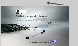 Copy of Acceda a un mar de información