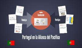 Portugal en la Alianza del Pacifico