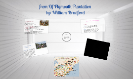 Copy of from Of Plymouth Plantation