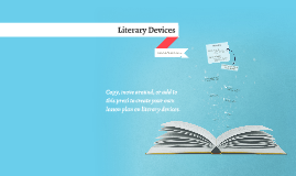 Copia de Reusable EDU Design: Literary Devices