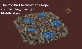 Copy of The Conflict between the Pope and the King during the Middle Ages