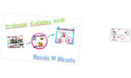 Colónies 2018