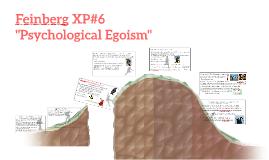 Feinberg XP#6