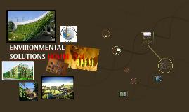 Environmental Solutions