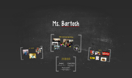 Ms. Bartosh
