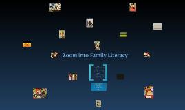 Zoom into Family Literacy
