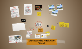 Discapacidad Auditiva y Visual