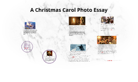 A Christmas Carol Photo Essay