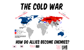 World History -  The Beginning of the Cold War