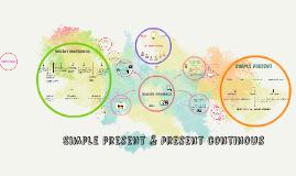 Copy of Simple present & present continous