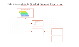 Este verano vieve tu Newlink Summer Experience