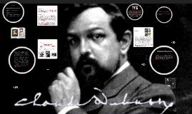 Claude Debussy was born