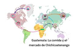 La comida y arte de Guatemala