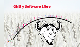 GNU y Software Libre