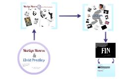 marilin monroe & elvis presley