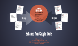 Enhance Your Google Skills