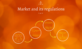 Market and its regulations
