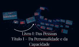 Livro I: Das Pessoas