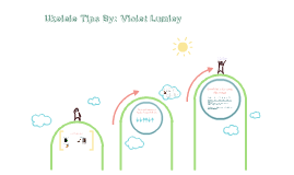 Ukelele Tips By: Violet Lumley