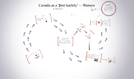 "Canada as a ""Just Society"" -- Women"