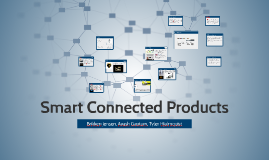 Smart Connected Product