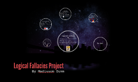 Logical Fallacies Project