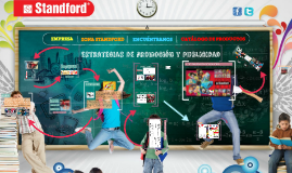 ESTRATEGIAS DE MARKETING PARA LA MARCA STANDFORD