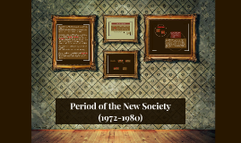 Period of the New Society