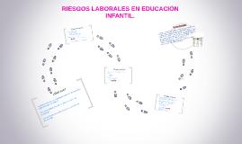 Copy of RIESGOS LABORALES EN EDUCACIÓN INFANTIL.