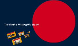 The Earth's History(His Story)