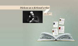 Dickens as a fictional writer