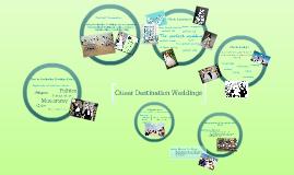Destination Weddings, The Queer Case
