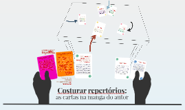 Versão 2 | Costurar repertórios: as cartas na manga do autor
