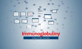 Immunoglobuliny