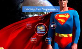Beowulf vs. Superman