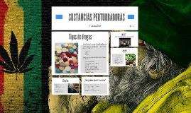 SUSTANCIAS PERTUBADORAS