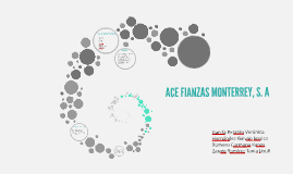 ACE FIANZAS MONTERREY, S. A