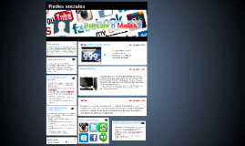 Las redes sociales (TICS)