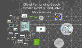 City of Fernandina Beach Recycle Event and Food Drive