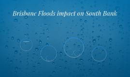 Brisbane Floods impact on South Bank