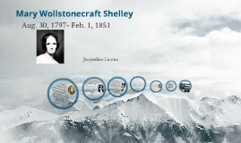 Copy of Mary Shelley