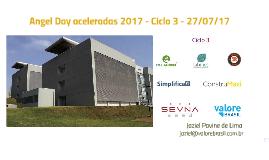SEVNA Angel Day 1º sem 2017 - 3º Ciclo